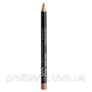 Карандаш для губ NYX Professional Slim Lip Pencil №810 (natural)