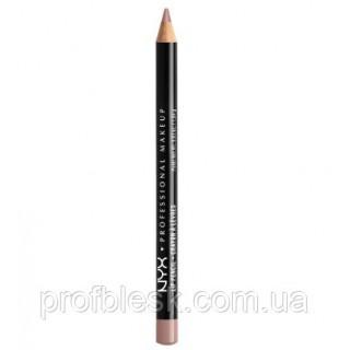 Карандаш для губ NYX Professional Slim Lip Pencil №831 (mauve)