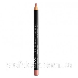 Карандаш для губ NYX Professional Slim Lip Pencil №858 (nude pink)