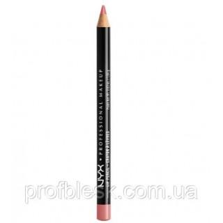 Карандаш для губ NYX Professional Slim Lip Pencil №813 (plush red)