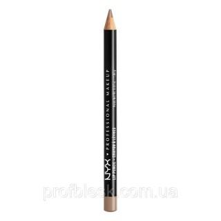 Карандаш для губ NYX Professional Slim Lip Pencil №802 (brown)
