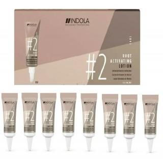 Indola Root Activating Lotion Лосьон для стимуляції росту волосся 8x7 мл