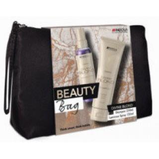 Innova Набір Divine Blond Шампунь д/світлого волосся 250 Нейтралізуючий спрей-кондиціонер 150мл