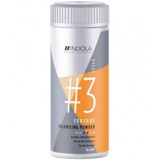 Пудра Indola Innova Texture Volumising Powder для создания прикорневого объема волос 10 г