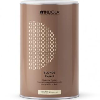 Indola Blonde Expert Бондинг-пудра для осветления волос 450 ml до 7 уровней
