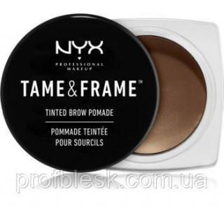 NYX Помада для бровей 02 (Chocolate) 5 г