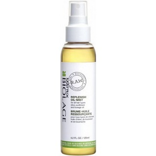 Biolage Raw Replenish Oil-Mist Масло д/всех типов волос 125 мл