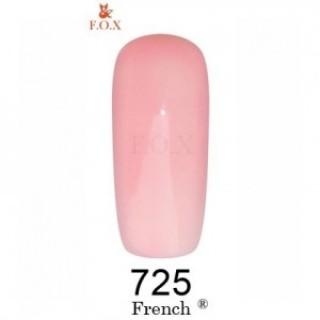 725 F.O.X gel-polish gold French 6 мл