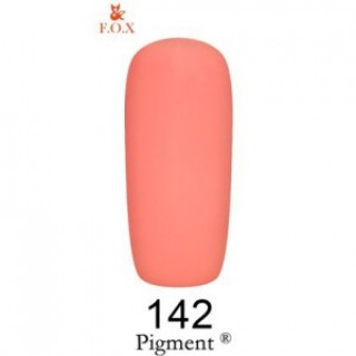 142 F.O.X gel-polish gold Pigment 6 мл