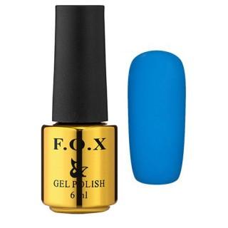 126 F.O.X gel-polish gold Pigment 6 мл