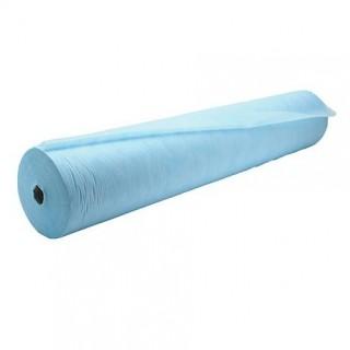 Простынь 0,8*100 ETTO голубые