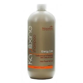 Шампунь Nouvelle Energy Care против выпадения волос с витамином Е 1000 мл.