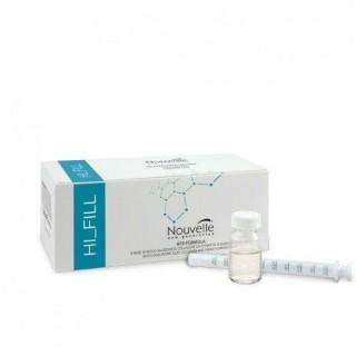 Омолаживающая жидкость для волос Nouvelle Hi_Fill Rejuvenating Remedy Intensive Fluid 10 ампул по 15 мл