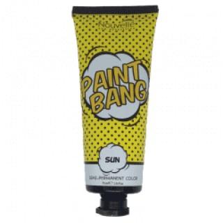 Крем-краска для волос Nouvelle Paint Bang Sun Желтый 75 мл