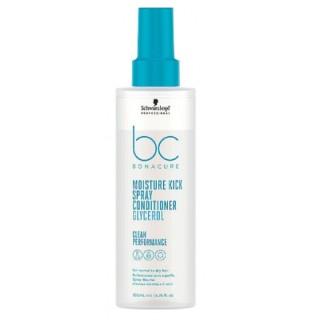 Акция !!! Спрей-кондиционер для волос Schwarzkopf Bonacure Hyaluronic Moisture Kick Spray Увлажняющий 200 мл