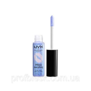 NYX Масло д/губ This is Everything Lip Oil Gloss №03 (sheer lavender) 8 мл
