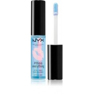 NYX Масло д/губ This is Everything Lip Oil Gloss №02 (sheer blue) 8 мл