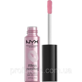 NYX Масло д/губ This is Everything Lip Oil Gloss №01 8 мл