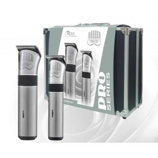 TICO Набор машинок для стрижки Combo Set Silver 100408