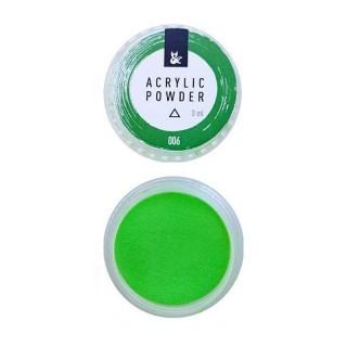 F.O.Х. Acryl powder 06. 3 ml