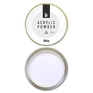 F.O.X Acryl Powder White, 50 ml