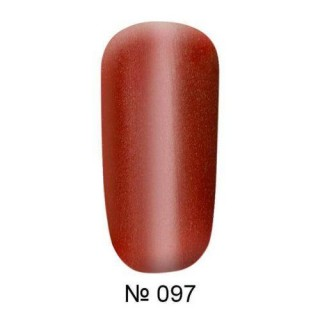 097 Cat eye F.O.X gel-polish gold 6 мл