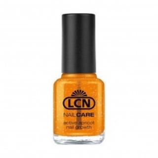 LCN Active apricot nail growth Средство для укрепления ломких ногтей 16 мл