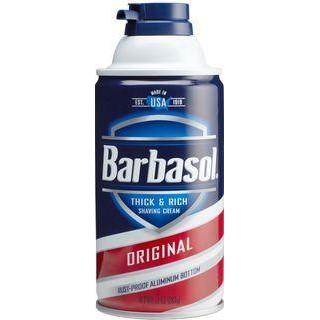 Barbasol Пена для бритья