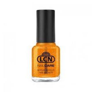 LCN Active apricot nail growth - Засіб для зміцнення ламких нігтів з екстрактом абрикосу 16 мл