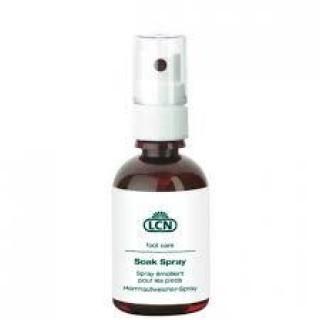 LCN Soak Spray - Спрей для пом'якшення ороговілої шкіри з 17% сечовини 50 мл
