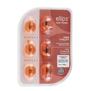 Ellips Витамины д/волос Hair Vitality 6*1 (УПАКОВКА)