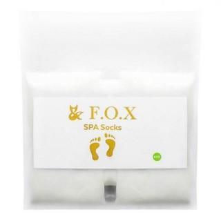 FOX Носочки для педикюра (одноразовые) 1 шт