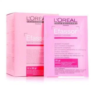 Акция !!! Обесцвечивающая пудра для волос L'Oreal Professionnel Efassor Special Coloriste 12х28 г